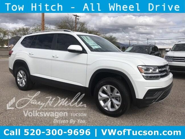 New Volkswagen 2019 Volkswagen Atlas 3.6L V6 S 4MOTION SUV for sale in Tucson, AZ