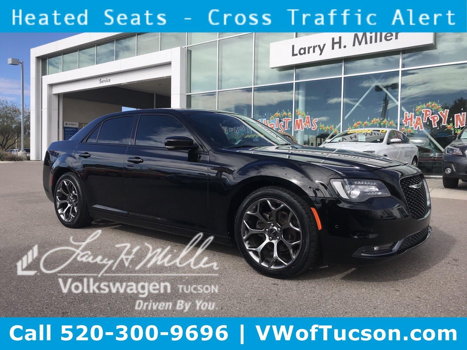 Featured used vehicles 2015 Chrysler 300 300S Sedan for sale in Tucson, AZ
