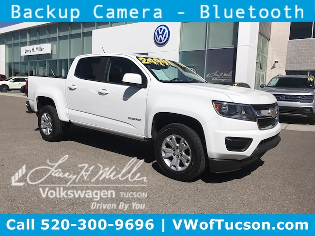 Used vehicle 2018 Chevrolet Colorado 2WD LT Truck Crew Cab for sale in Tucson, AZ