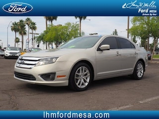 Used 2010 Ford Fusion SEL Sedan Mesa, AZ
