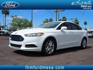 Used Fusion 2014 Ford SE Sedan Mesa, AZ