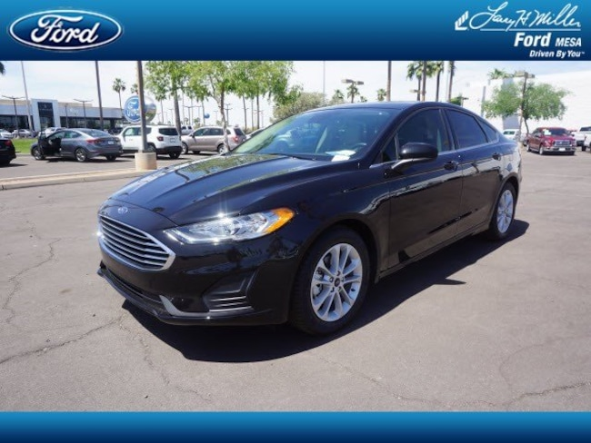 New 2019 Ford Fusion SE Sedan Mesa, AZ