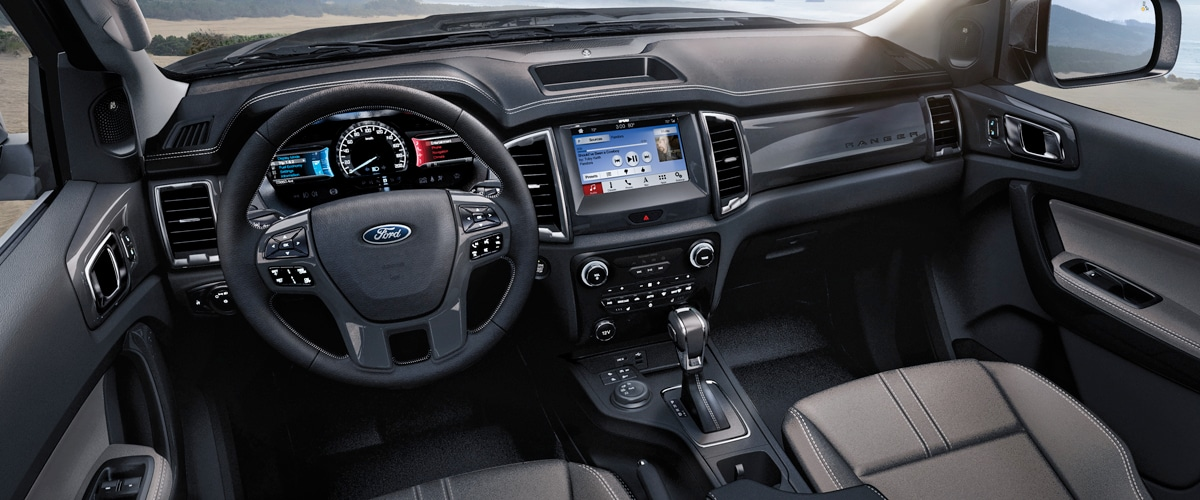 2019 Ford Ranger Technology