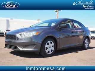 Certified 2017 Ford Focus S Sedan Mesa, AZ