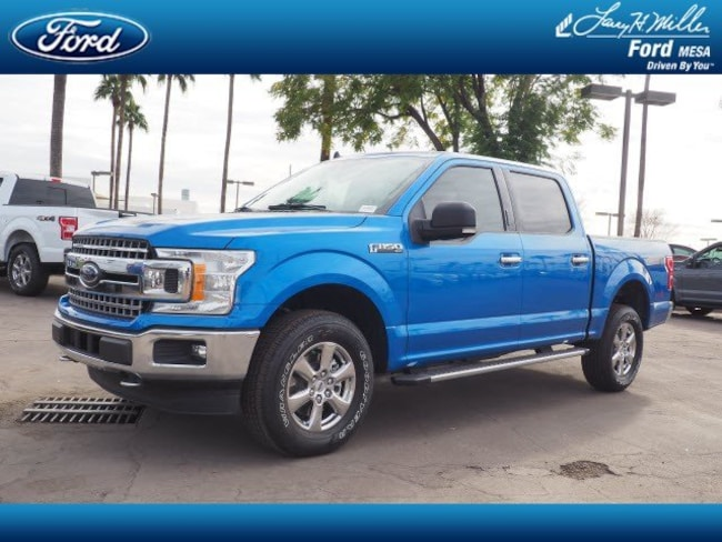 New 2019 Ford F-150 XLT Truck SuperCrew Cab Mesa, AZ