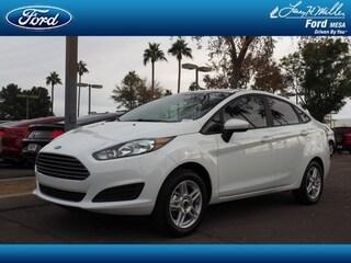 New 2019 Ford Fiesta SE Sedan Mesa, AZ