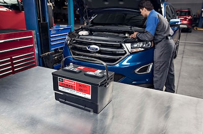 Save on Motorcraft Battery Replacement!