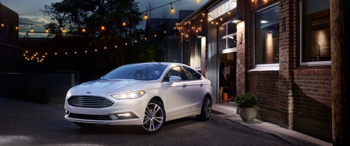 2019 Ford Fusion header