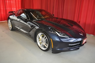 2015 Chevrolet Corvette Stingray 3LT/ NAV Coupe