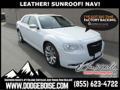 Certified Pre-Owned 2018 Chrysler 300 Limited LEATHER! SUNROOF! NAV! Sedan for sale near you in Boise, ID