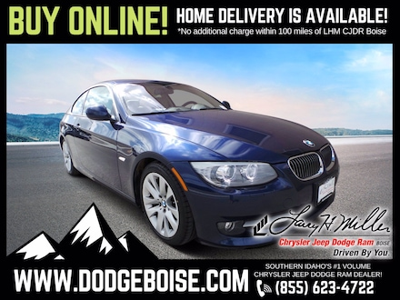 2013 BMW 328i 328i COUPE LOW MILES ONLY 63K!!! Coupe