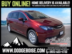 New 2020 Chrysler Voyager LX Passenger Van for sale near you in Boise, ID