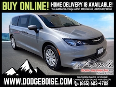 New 2020 Chrysler Voyager L Passenger Van for sale near you in Boise, ID