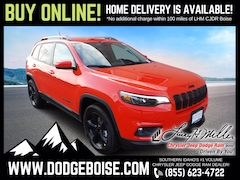 New 2021 Jeep Cherokee ALTITUDE 4X4 Sport Utility for sale near you in Boise, ID
