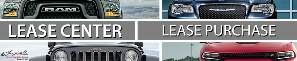 Chrysler Jeep Dodge Ram Lease Purchase Center in Boise