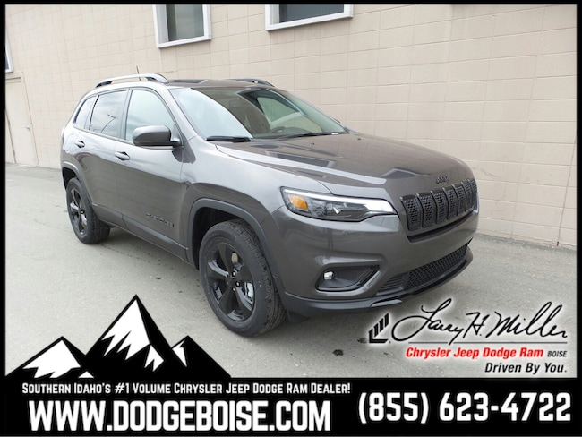 New vehicle 2019 Jeep Cherokee ALTITUDE 4X4 Sport Utility for sale near you in Boise, ID