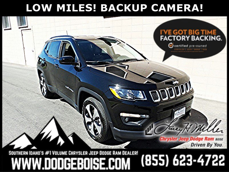 2017 Jeep New Compass Latitude LOW MILES! BACKUP CAMERA! SUV