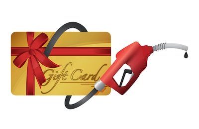 $25 Gas Card
