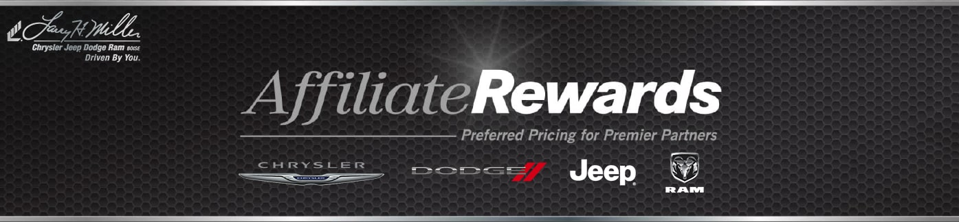 3208804a Chrysler Affiliate Rewards Program | Larry H. Miller Chrysler Jeep Dodge  Ram Boise