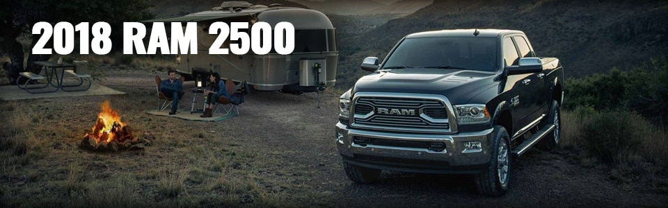 Review & Compare the 2018 Ram 2500 at Larry H. Miller Dodge Ram Peoria