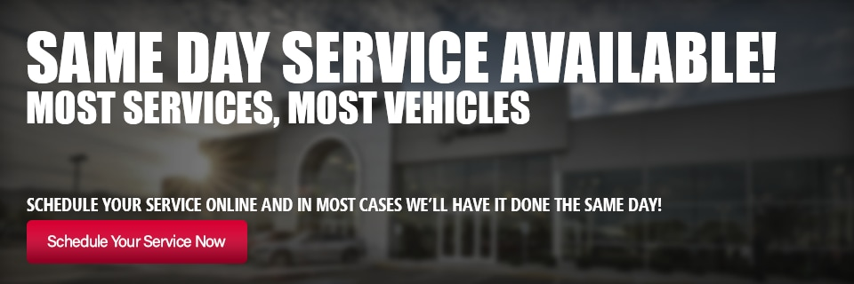 Same Day Service Available at Larry H. Miller Dodge Ram Peoria