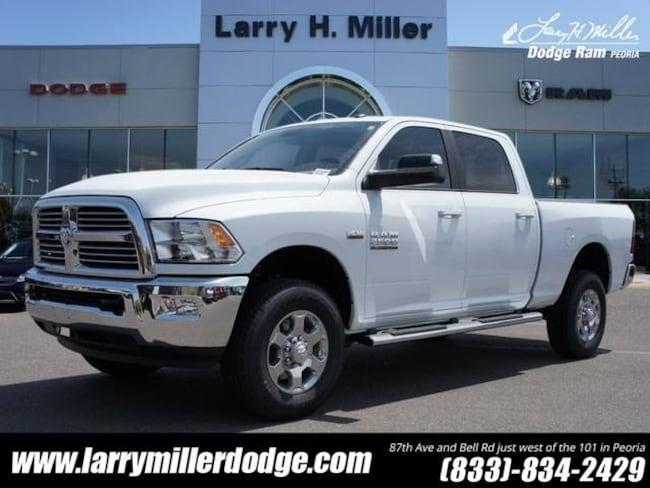New Dodge or Ram vehicle 2018 Ram 2500 BIG HORN CREW CAB 4X4 6'4 BOX Crew Cab for sale near you in Peoria, AZ