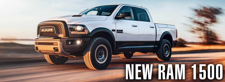 New Ram 1500 Specials Peoria AZ