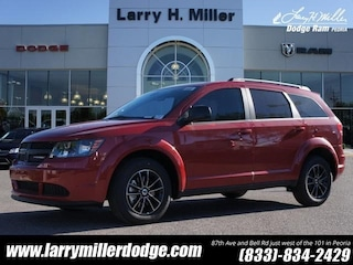 New Dodge or Ram vehicles 2018 Dodge Journey SE Sport Utility for sale near you in Peoria, AZ
