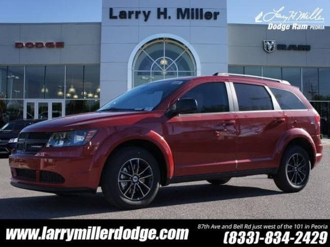 New Dodge or Ram vehicle 2018 Dodge Journey SE Sport Utility for sale near you in Peoria, AZ