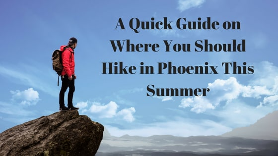 A Quick Guide on Where You Should Hike in Phoenix This Summer