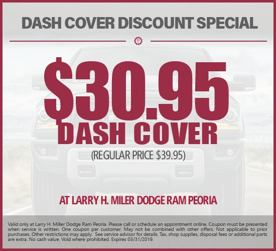 Dodge, RAM Parts Specials in Peoria, AZ | Auto Parts Center