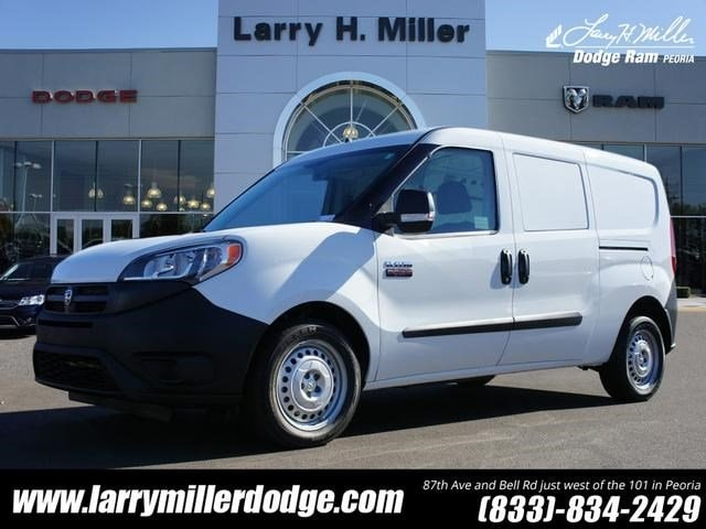 Featured New 2018 Ram ProMaster City TRADESMAN CARGO VAN Cargo Van for sale near you in Peoria, AZ
