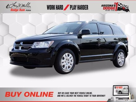 Featured New 2020 Dodge Journey SE (FWD) Sport Utility for sale near you in Peoria, AZ