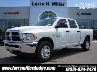 New Dodge or Ram vehicles 2018 Ram 2500 TRADESMAN CREW CAB 4X2 6'4 BOX Crew Cab for sale near you in Peoria, AZ