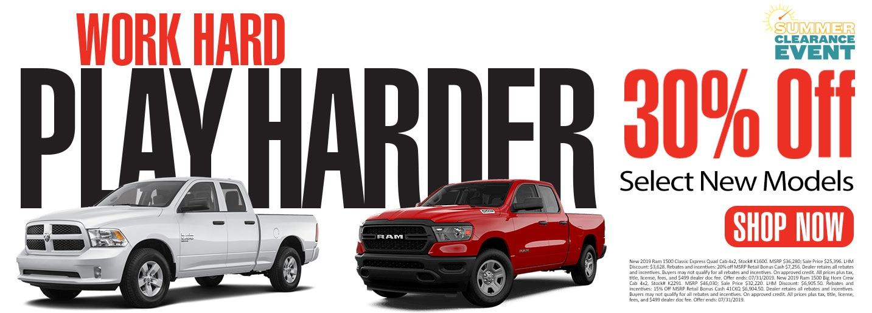 Dodge Dealers In Az >> Larry H Miller Dodge Peoria New 2018 2019 Dodge Ram Dealer