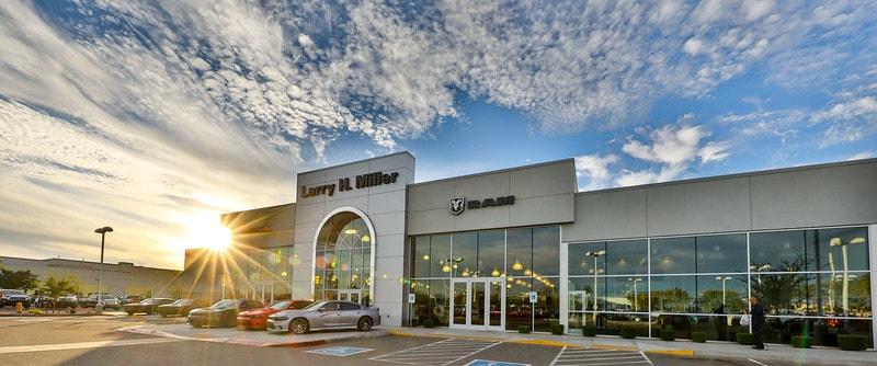 Larry Miller Dodge: Your Favorite Neighborhood Dodge Ram Dealership