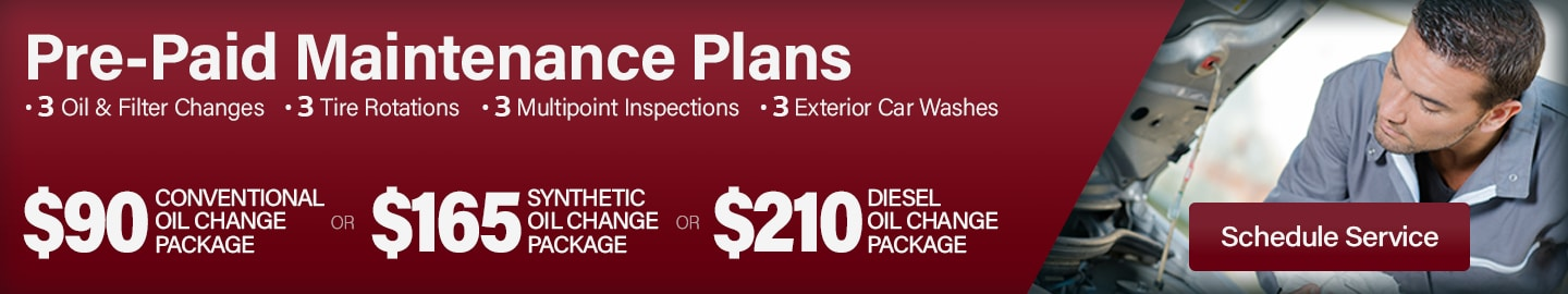 Pre-Paid Maintenance Packages at Larry H. Miller Dodge Ram Avondale