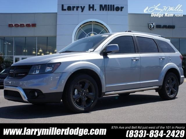 Featured New 2018 Dodge Journey CROSSROAD Sport Utility for sale near you in Peoria, AZ