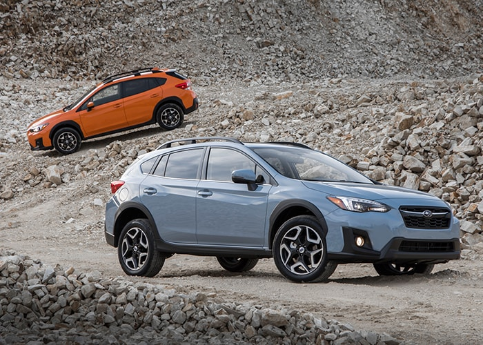 2019 Subaru Crosstrek Vehicle Review