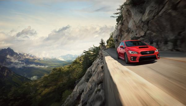 Subaru Debuts 2018 Wrx Wrx Sti With Performance Comfort And