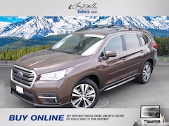 Certified pre-owned 2020 Subaru Ascent Limited Limited 8-Passenger for sale near you in Boise, ID
