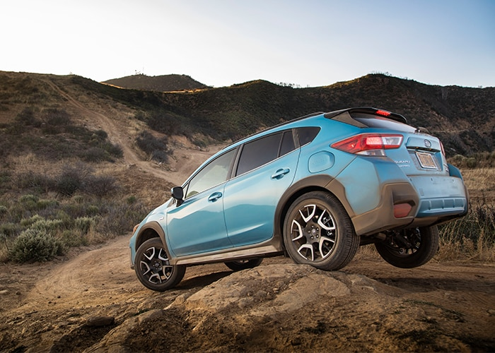 2019 Subaru Crosstrek All-Wheel Drive Review