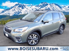 New 2021 Subaru Forester Limited SUV for sale near you in Boise, ID