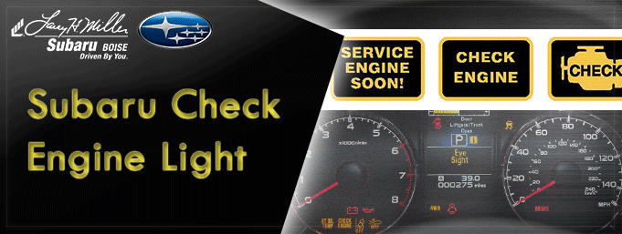 Subaru Check Engine Light U0026 Diagnostics In Boise, ID 888 329 0486