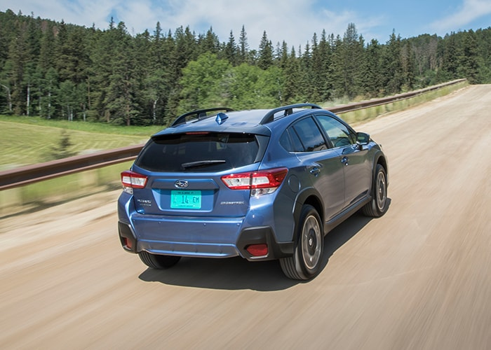 2019 Subaru Crosstrek Review in Boise