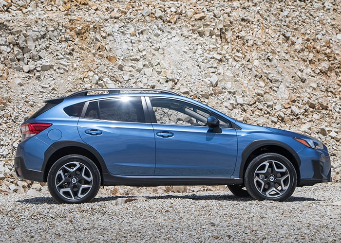 2019 Subaru Crosstrek Review of Exterior