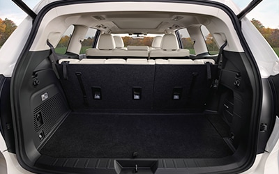 rear cargo space in Subaru Ascent