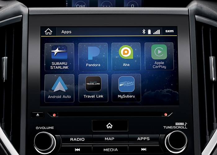 2019 Subaru Crosstrek STARLINK Multimedia Hub