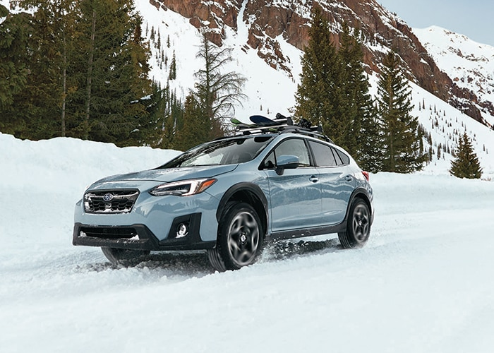2019 Subaru Crosstrek AWD Snow Review