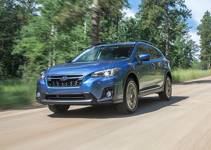 2019 Subaru Crosstrek SUV Review